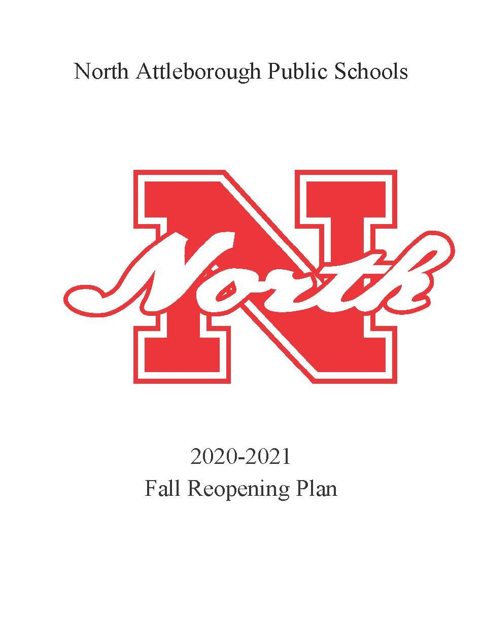 North Attleborough Public Schools 2020-2021 Reopening Plan
